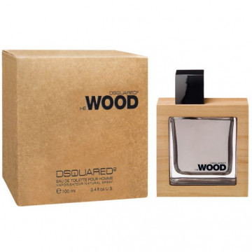 Купити - Dsquared2 He Wood - Туалетна вода