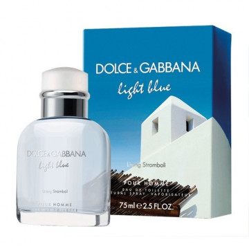 Купити - Dolce & Gabbana Light Blue Living Stromboli - Туалетна вода