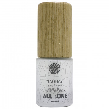 Купити - Naobay All In One Eye Contour Cream - Крем для контуру очей