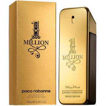 Купити - Paco Rabanne 1 Million - Туалетна вода