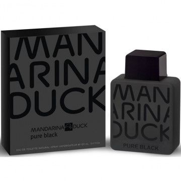 Купити - Mandarina Duck Pure Black Man - Туалетна вода