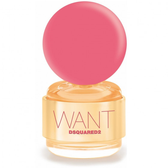 Dsquared2 Want Pink Ginger - Парфумована вода (тестер)