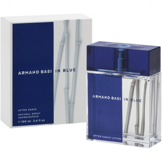 Armand Basi In Blue Pour Homme - Туалетна вода