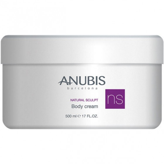 Anubis Natural Sculpt Body Cream - Скульптуруючий крем для тіла