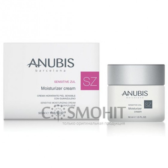Anubis Sensitive Zul Moisturizer Cream - Зволожуючий крем