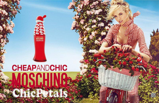 Moschino Cheap and Chic Chic Petals - Туалетна вода - 2