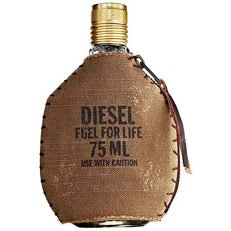 Diesel Fuel for Life - Туалетна вода - 1