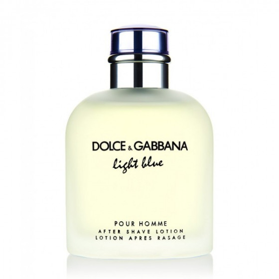 Dolce & Gabbana Light Blue Pour Homme After Shawe - Лосьйон після гоління