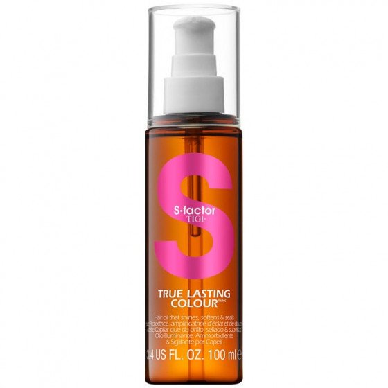 Tigi S-factor True Lasting Colour Hair Oil - Олія для волосся