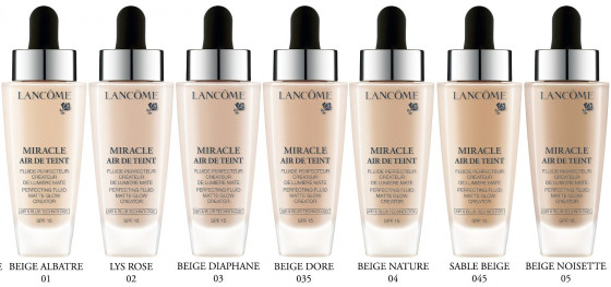 Lancome Miracle Air de Teint - Тональний крем - 1