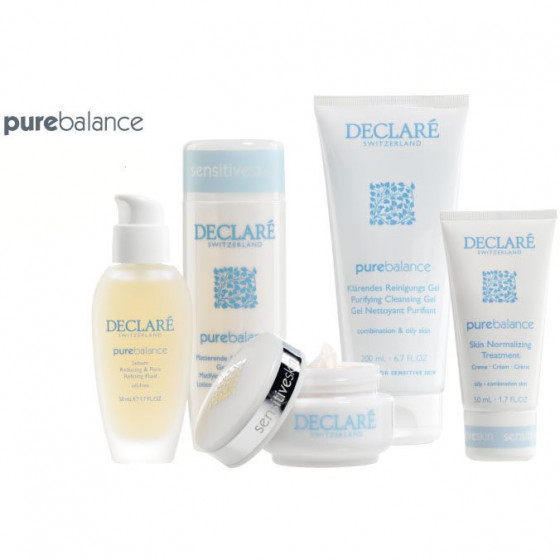 Declare Sebum Reducing & Pore Refining Fluid - Балансуючий флюїд - 1