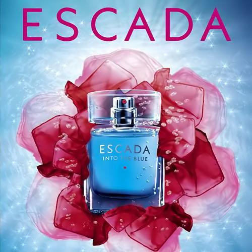 Escada Into the Blue - Дезодорант - 2