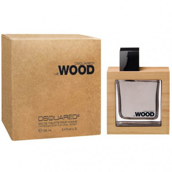 Dsquared2 He Wood - Туалетна вода