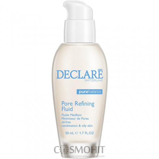 Declare Sebum Reducing & Pore Refining Fluid - Балансуючий флюїд
