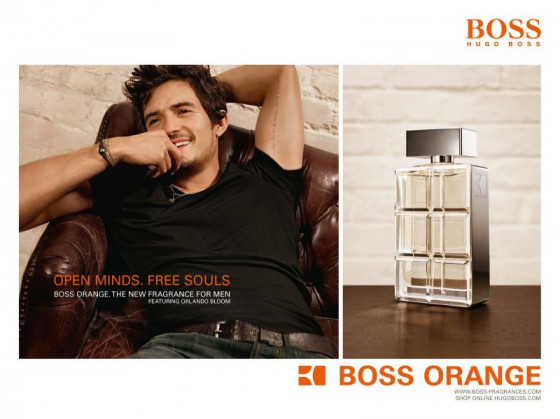 Hugo Boss Boss Orange Man- - Туалетна вода - 1
