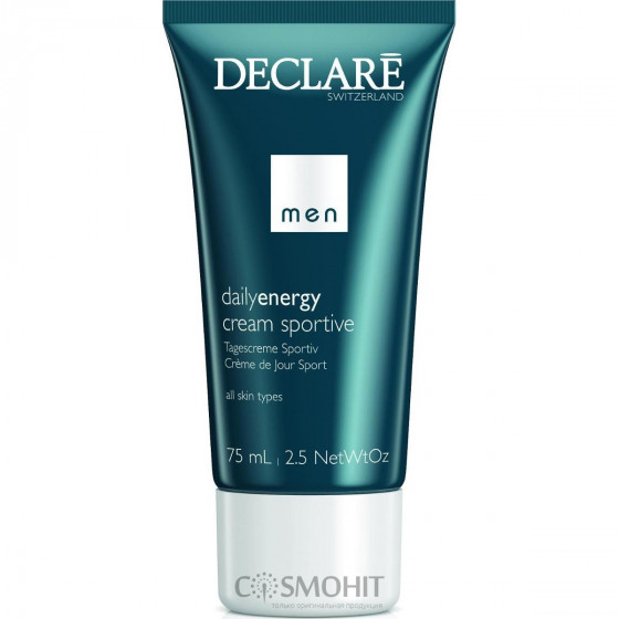 Declare Daily Energy Cream Sportive - Денний крем «Спорт»