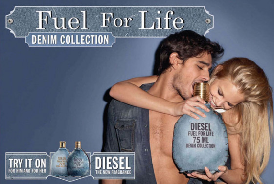 Diesel Fuel for Life Denim Collection Homme - Туалетна вода - 2