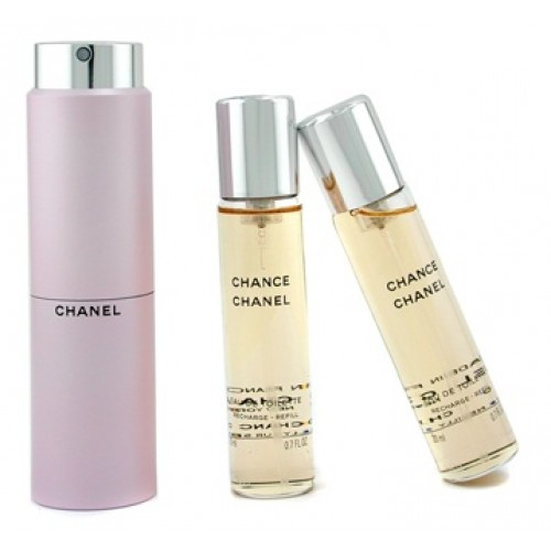 Chanel Chance refill - Туалетна вода