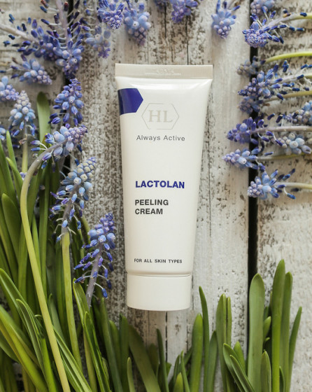 Holy Land Lactolan Peeling Cream - Пілінг-крем - 1