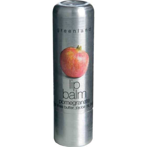 Greenland Balm & Butter Lip Balm Pomegranate - Бальзам для губ Гранат