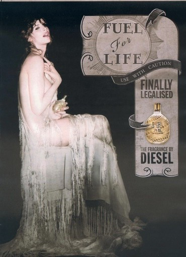 Diesel Fuel for Life Woman - Туалетна вода - 3