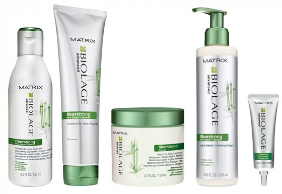 Matrix Biolage Advanced FiberStrong Fortifying Cream - Крем для зміцнення волосся - 1