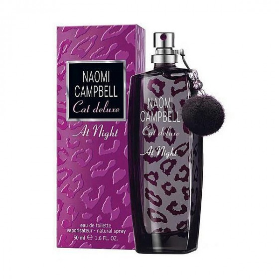 Naomi Campbell Cat Deluxe At Night - Туалетна вода