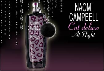 Naomi Campbell Cat Deluxe At Night - Туалетна вода - 3