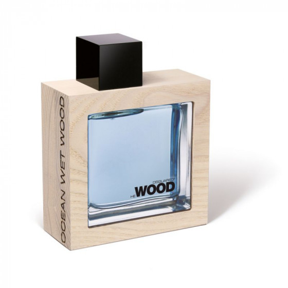 Dsquared2 He Wood Ocean Wet Wood - Туалетна вода (тестер)