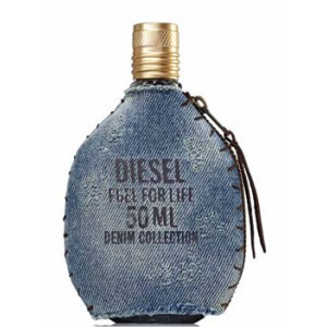 Diesel Fuel for Life Denim Collection Homme - Туалетна вода - 1