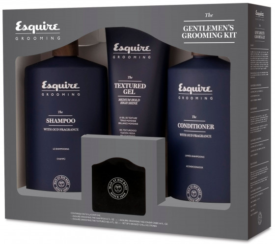 CHI The Gentlemen's Esquire Grooming Kit - Подарунковий набір