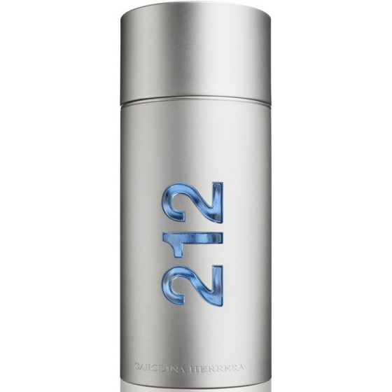 Carolina Herrera 212 Men NYC EDT 100 ml - 1