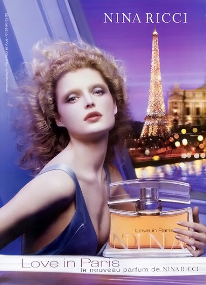 Nina Ricci Love in Paris - Парфумована вода - 1