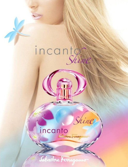 Salvatore Ferragamo Incanto Shine - Туалетна вода (тестер) - 1