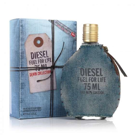 Diesel Fuel for Life Denim Collection Homme - Туалетна вода