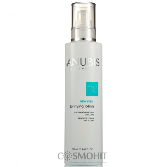 Anubis New Even Tonifying Lotion - Тонізуючий лосьйон з альфа-гідроксикислоти - 1
