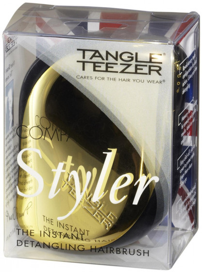 Tangle Teezer Compact Styler Gold Rush - Щітка для волосся - 2