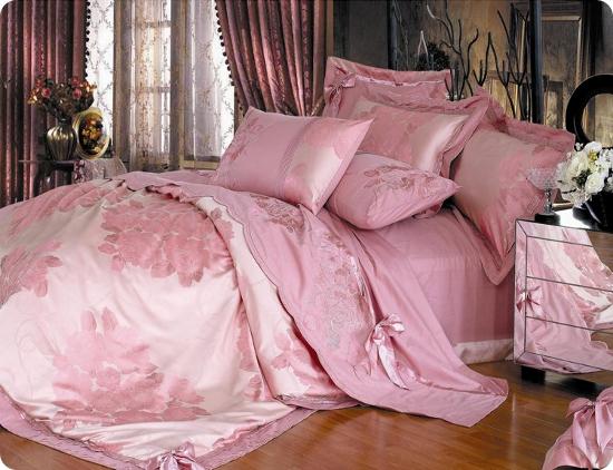 Постільна білизна з жаккарда - королівський затишок в Вашій спальні ... feeb36d454485